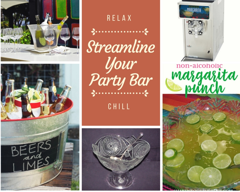 Bar Streamline Your Party