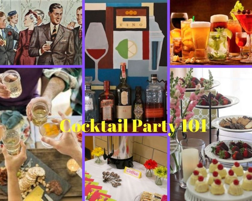 Cocktail Party 101