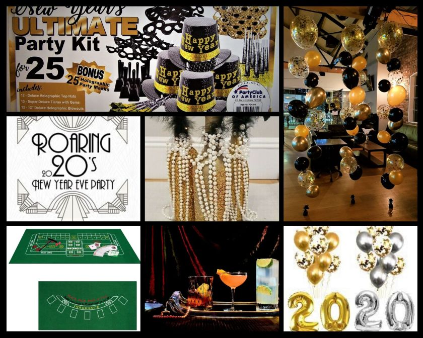 20's Roaring 2020 Party